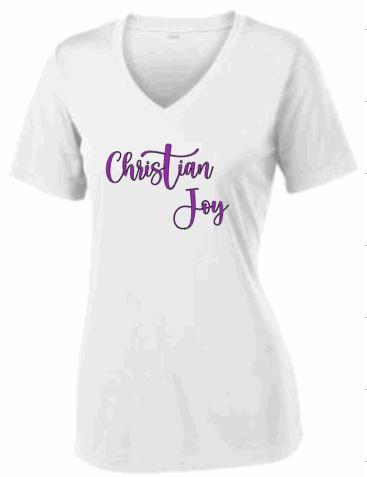 Christian Joy t-shirt mockup